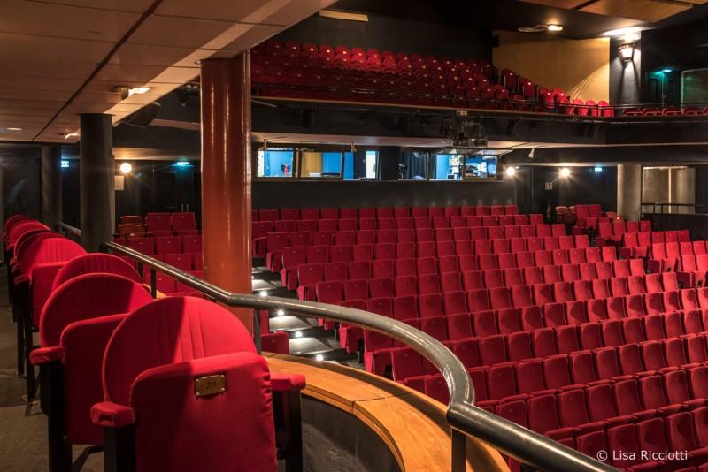 Salle Toursky © Lisa Ricciotti