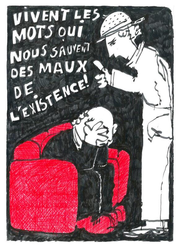 Et hop ! Les Guérisseurs © Henri Marquet