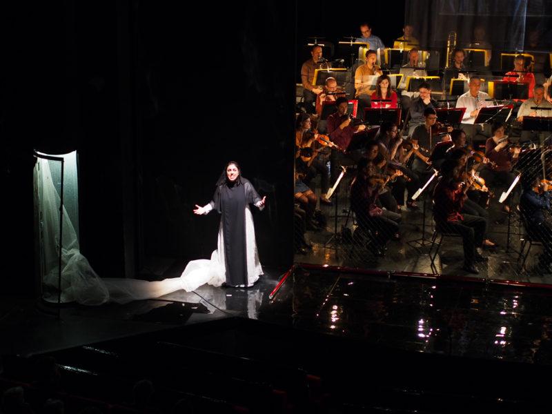 Sancta Susanna – Théâtre Toursky © candice nguyen