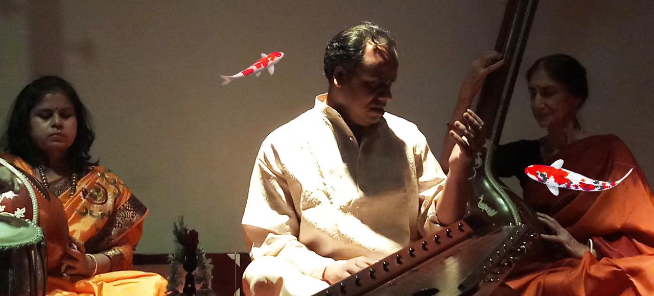 Pandit Shyam, Maître du Khyal