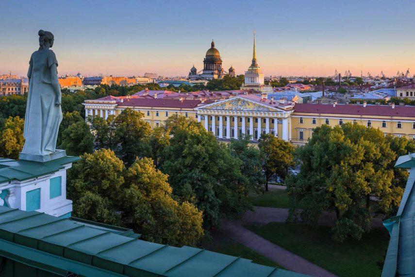 Saint Petersbourg © DR