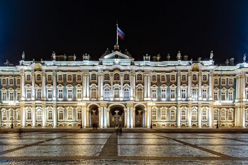 Saint Petersbourg - Ermitage © Shantideva
