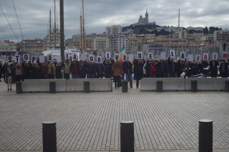Grand Rassemblement 20 novembre •Grève de la faim