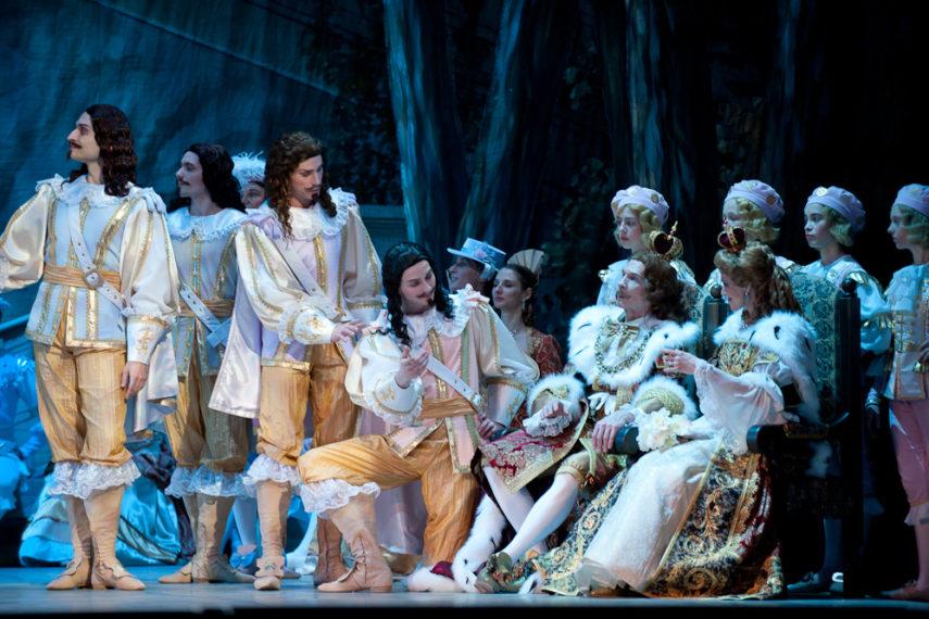 Ballet La Belle au bois dormant à Marseille