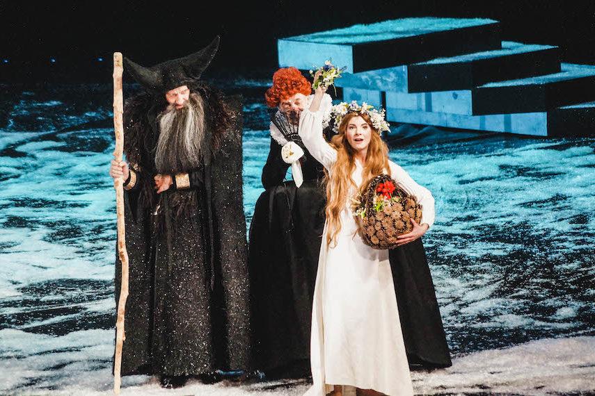 Théâtre d'État de la jeunesse A. Bryantsev de Saint-Pétersbourg - Le Conte d