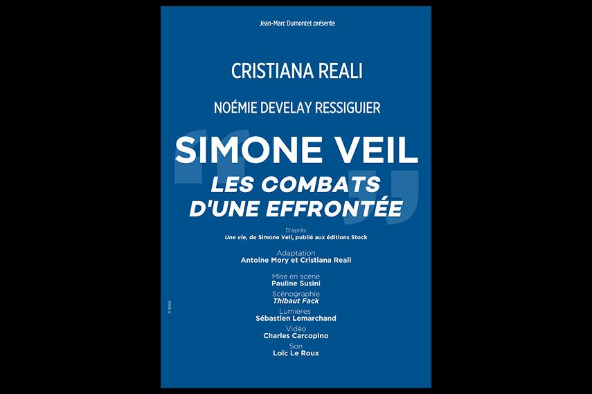 Simone Veil, les combats d