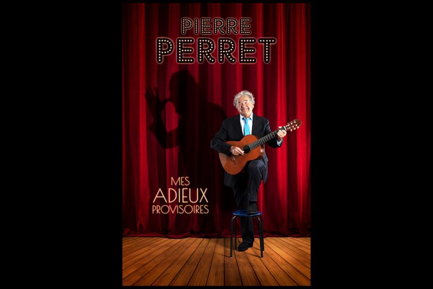 Pierre Perret Mes adieux provisoires